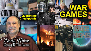 Andy White: War Games