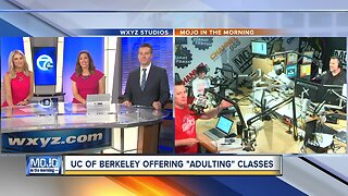 Mojo in the Morning: College offering 'adulting' classes