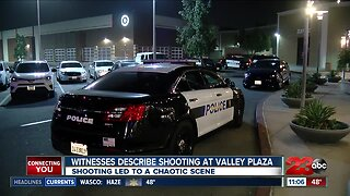 Witnesses describe shooting at Valley Plaza Mall