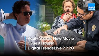Wheezin The Juice With Pauly Shore | Digital Trends Live 9.9.20