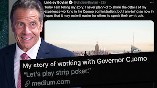 Will The Media Cover This Up Too? Andrew Cuomo Accused Of Kissing Former Staffer Without Consent