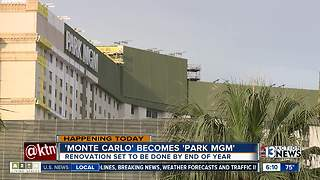 Monte Carlo officially becomes Park MGM