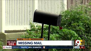 Camp Washington residents and businesses are frustrated with mail delivery issues