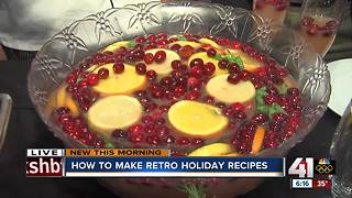 Holiday recipes from KC favorite L'Ecole Culinaire - Video