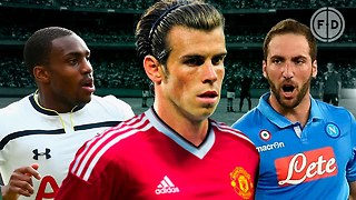 Transfer Talk | Gareth Bale to United for £86m? - Video