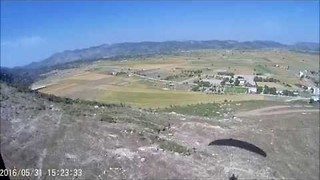 GoPro Catches Eagle Interfering With Man Paragliding - Video