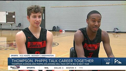 Thompson, Phipps Talk Career Together