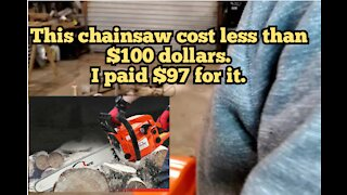 Good Chainsaw