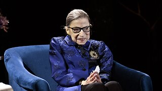 Justice Ruth Bader Ginsburg Says She's 'Cancer-Free' For The New Year