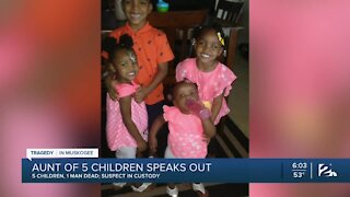 Part 2: Aunt of 5 children killed in Muskogee speaks out
