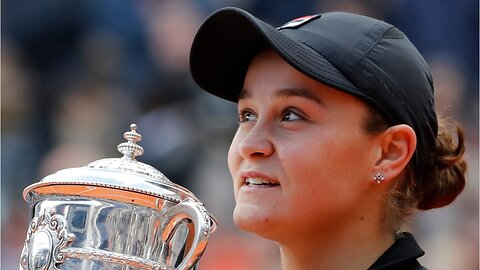 Ashleigh Barty triumphs at French Open