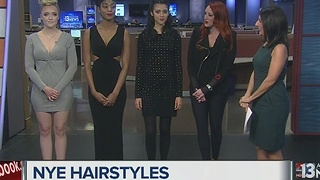 New Year's Eve hairstyles - Video