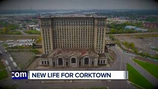 Detroit train station sold to Ford Motor Company, Moroun family says - Video