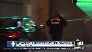 Cop Charged in Russian roulette shooting death