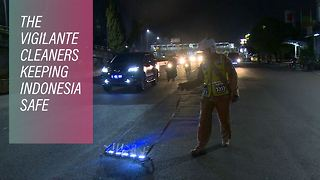 Indonesia's streets have a spiky problem - Video