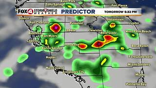 Storms Possible Labor Day - Video