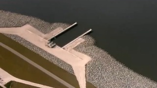 Discharges reduced from Lake Okeechobee - Video