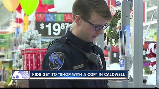 """Annual """"Shop with a Cop"""" event in Caldwell helps local kids in need"""