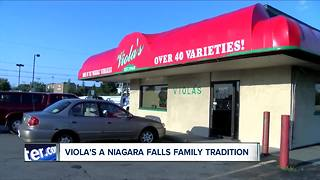 Viola's: A Niagara Falls family tradition