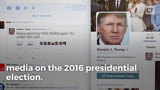 Federal Judge Rules: Way Trump Uses Twitter Is Illegal - Video