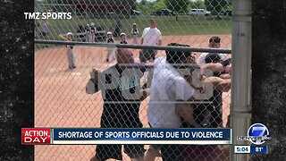 Five men cited after youth baseball game fight breaks out in Lakewood