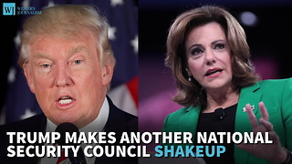 Trump Makes Another National Security Council Shakeup - Video
