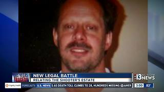 Legal battle over Vegas shooter Stephen Paddock's estate - Video