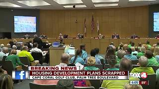 Breaking: Cape Coral to determine fate of abandoned golf course - Video