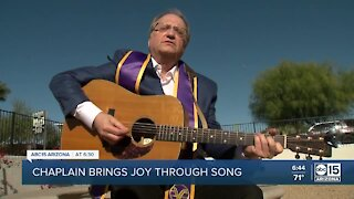 Valley minister brings joy through song