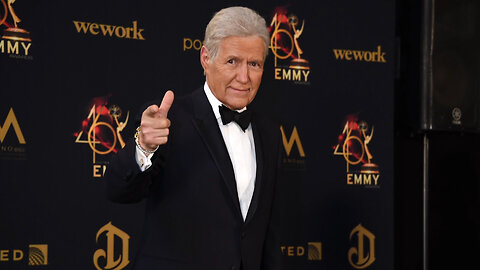 Alex Trebek Sends Message of Support to Rep. John Lewis