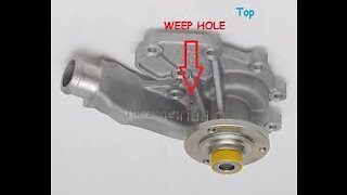 How To Tell If Your Car's Water Pump Is Going Bad
