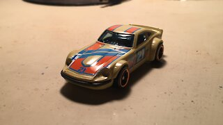 Awesome Hot Wheels Car Nissan Fairlady Z (2021 Special Livery)