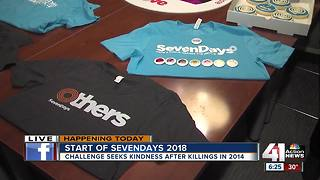 SevenDays 2018 Starts Tuesday - Video