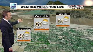 13 First Alert Weather for December 26 2017 - Video
