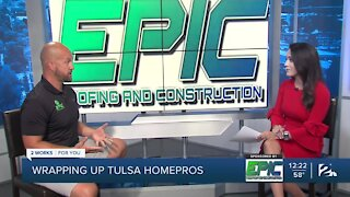 Wrapping up Tulsa HomePros