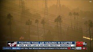 Fighting against toxic air contaminants in Shafter