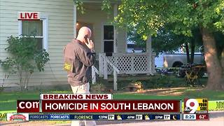 South Lebanon homicide under investigation - Video