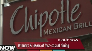 Winners and losers of fast-casual dining - Video