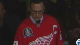 Red Wings celebrate 20th anniversary of 1996-97 Stanley Cup champs - Video