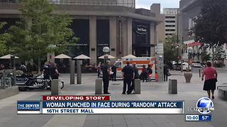 2 attacked on 16th Street Mall in downtown Denver - Video