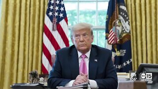 Valley doctors react after President Trump tests positive for coronavirus