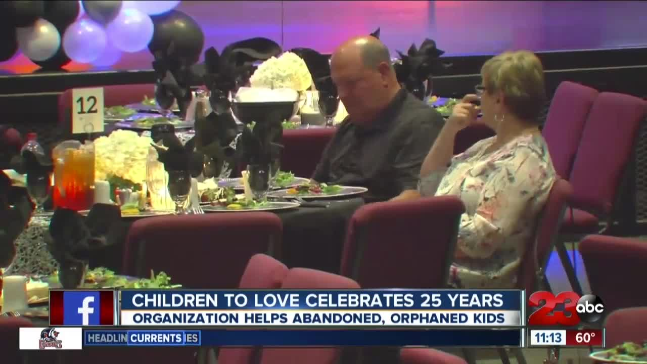 Children to Love, International celebrates 25 years of helping orphaned, abandoned and at-risk children