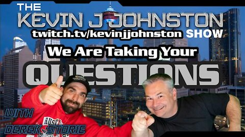 Your Questions Answered By Kevin J. Johnston and Derek Storie