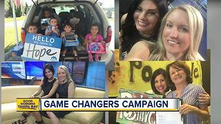 Positively Tampa Bay Game Changers - Video