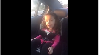 Toddler Leads A Heated Debate With Dad Over Who's Boss - Video