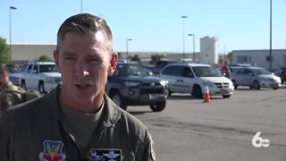 Idaho Air National Guard returns home from deployment