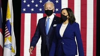 Joe Biden, Kamala Harris Make Campaign Debut As Running Mates