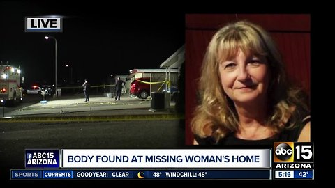 Body found at home of missing Mesa woman