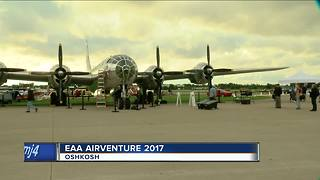EAA AirVenture up and running in Oshkosh - Video