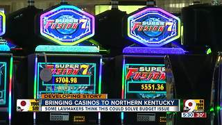 Bringing casinos to NKY - Video